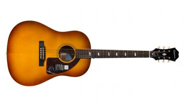 Epiphone Texan Sunburt
